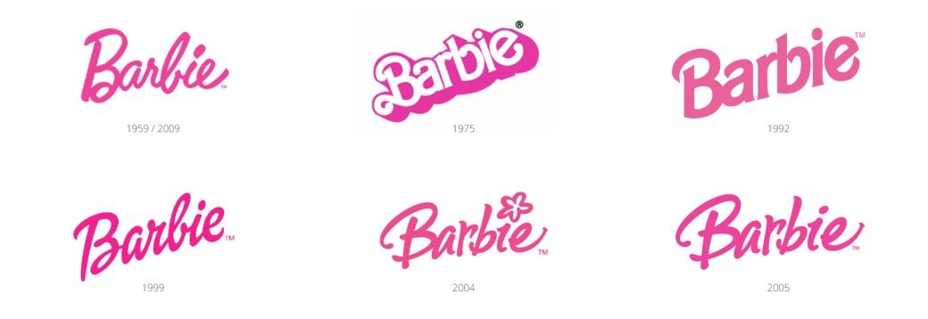 BarbieEvolutions